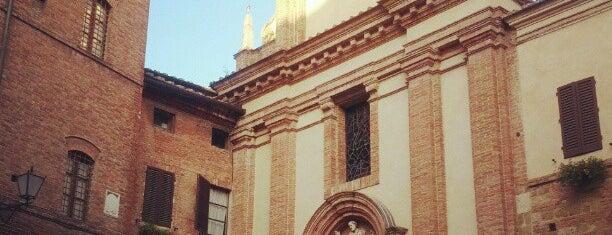 Complesso Museale Santa Maria Della Scala is one of Accessibility in Siena.