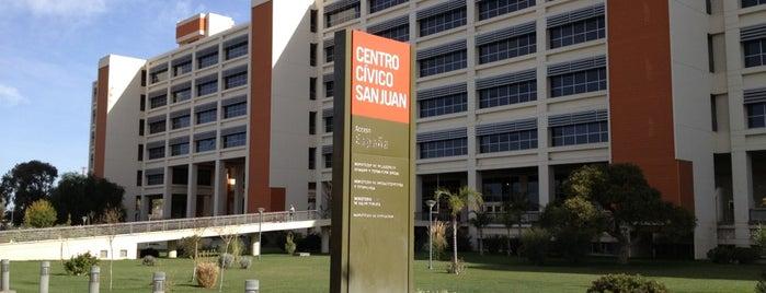 Centro Cívico Néstor Carlos Kirchner is one of San Juan.