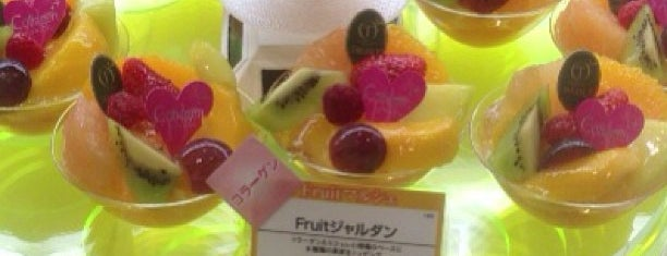 Takano Fruit Parlour is one of Tokyo to do.