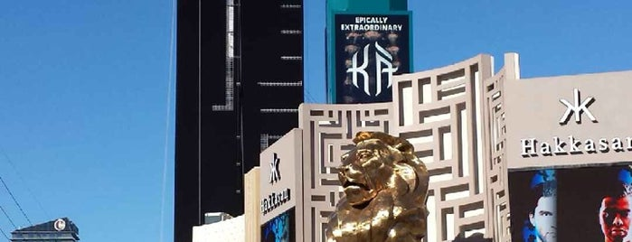MGM Grand Hotel & Casino is one of worth re-exploring.