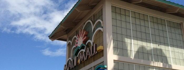 Maui Mall is one of My Fave places.