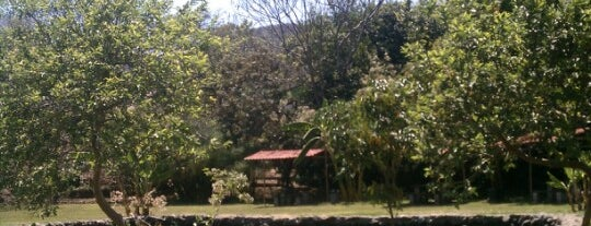 Campamento tortuguero Mali-Xanat is one of Fannyさんの保存済みスポット.