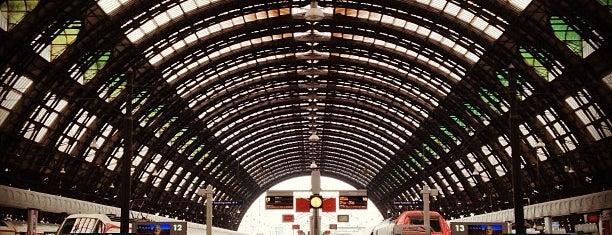 Gare de Milan-Centrale is one of Milan 2018.