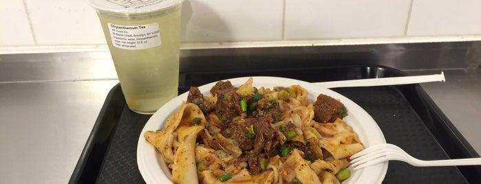 Xi'an Famous Foods is one of Kuh: сохраненные места.