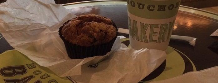 Bouchon Bakery & Cafe is one of Kuh: сохраненные места.