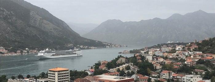 Bucht von Kotor is one of สถานที่ที่ Miguel ถูกใจ.