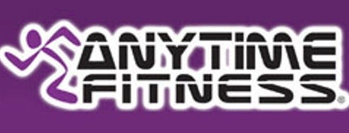 Anytime Fitness is one of Gerry : понравившиеся места.