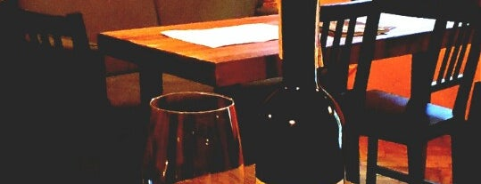 The Room Wine Bar is one of Natalia 님이 저장한 장소.