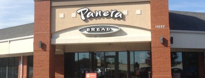 Panera Bread is one of Cinci Work Food.