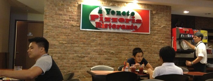 ä Veneto Pizzeria Ristorante is one of pizza places of world 2.