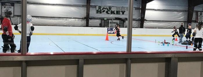 Rocky Mountain Roller Hockey is one of Posti che sono piaciuti a Jill.