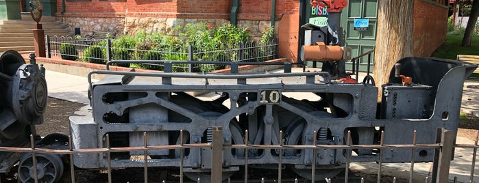 Bisbee Mining and Historical Museum is one of Tucson Half!.