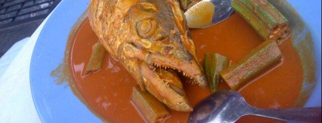 Bangsar Fish Head Corner is one of lovely kl.