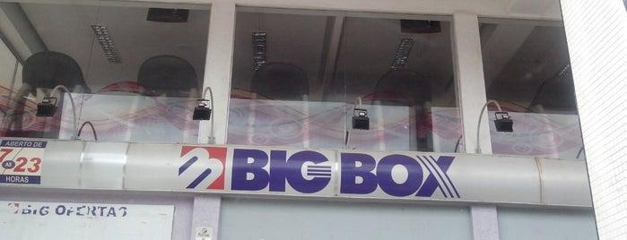 Big Box is one of Orte, die Luiz Paulo gefallen.