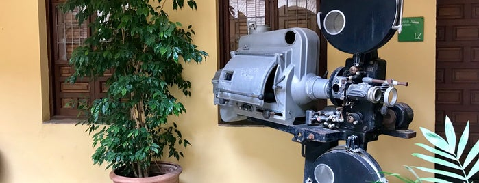 Filmoteca De Andalucia is one of Cordoba 17.