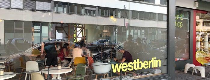 westberlin is one of Locais curtidos por Daniel.