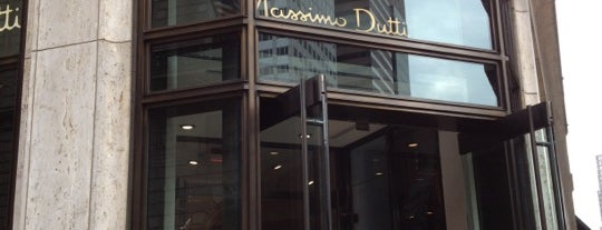 Massimo Dutti is one of Locais curtidos por Sanjeev.