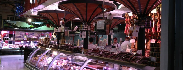 Mercado de la Paz is one of madrid.