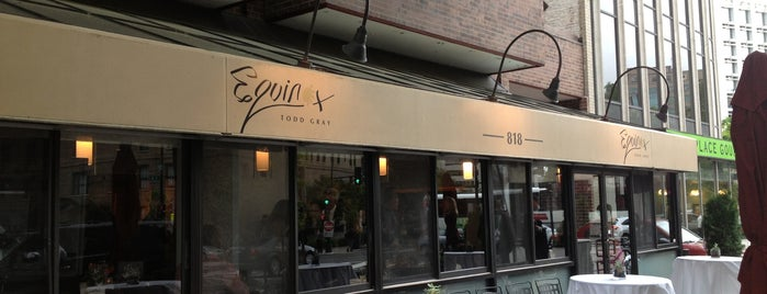 Equinox is one of DC To Do - Eat.