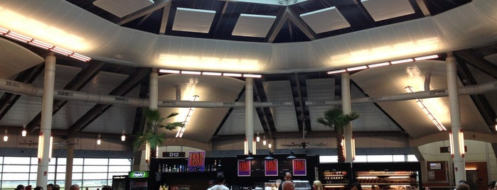 Louis Armstrong New Orleans International Airport (MSY) is one of Airports I've drank in.