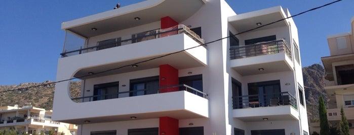 Caravella Luxury Apartments is one of Edward : понравившиеся места.