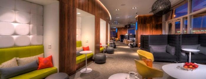 The Centurion Lounge Las Vegas is one of Edward : понравившиеся места.