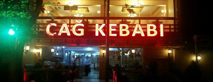 Babadostu Cag kebap is one of Marmara.