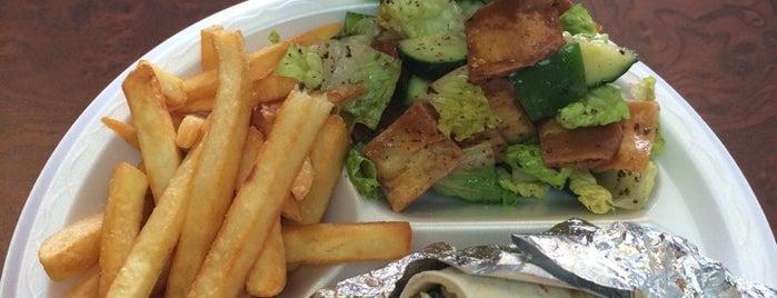 Pita House Mediterranean Grill is one of MV.
