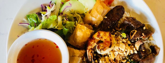 Anchoi Vietnamese Kitchen + Bar is one of Posti che sono piaciuti a Christian.