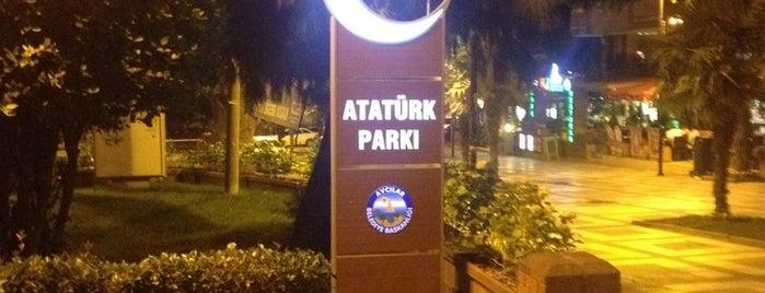 Avcılar Atatürk Parkı is one of Locais curtidos por Cesim.