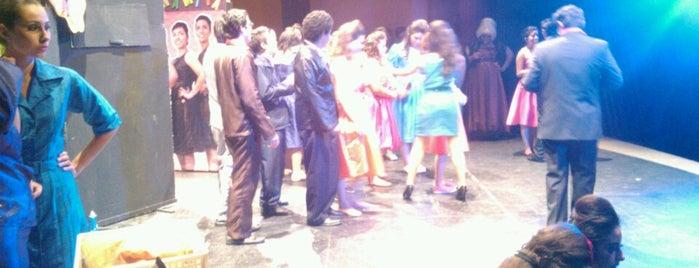 Teatro multiforum is one of Teatro.