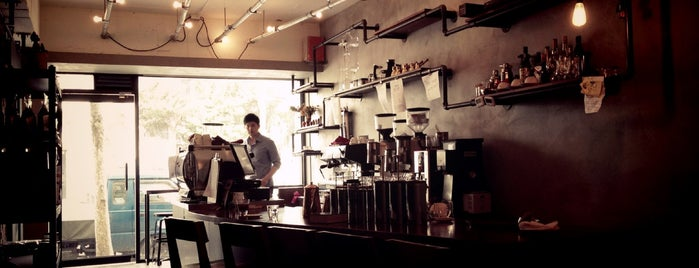 El Cafe Coffee Roasters is one of Seoul Food & Drink.