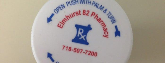 Elmhurst 82 Pharmacy is one of Locais salvos de Alexandra.
