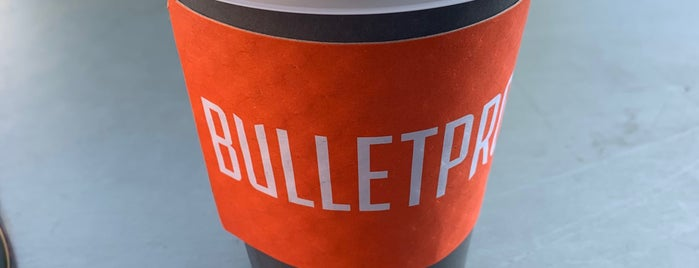 Bulletproof Coffee is one of LA.