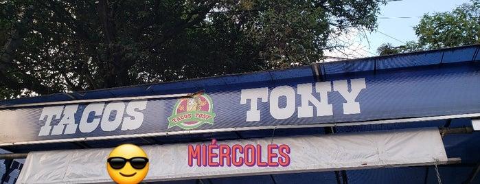 Tacos Tony is one of Lieux qui ont plu à Jesus.