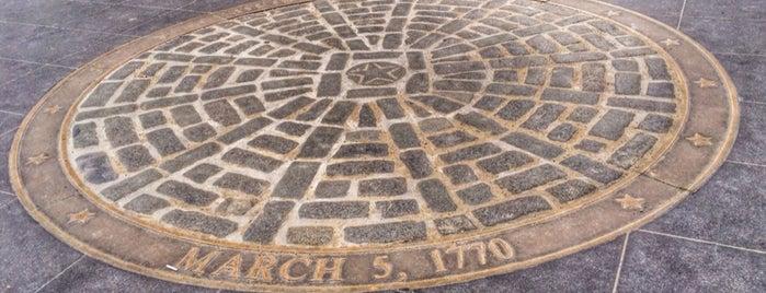 Boston Massacre Monument is one of Boston.