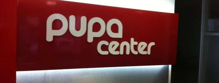 Pupa Center is one of Orte, die Kaan gefallen.