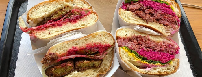 Mean Sandwich is one of Seattle Bucket List.