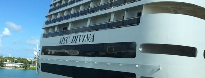 MSC Divina is one of Posti che sono piaciuti a Julie.