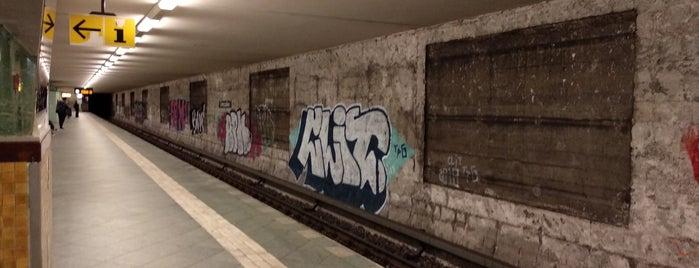 U & S Bahnen Berlin by. RayJay