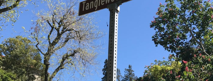 Tanglewood Path is one of Favorites.