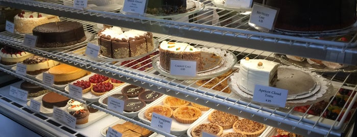 Cafe Selmarie is one of Boulangerie et Patisserie.