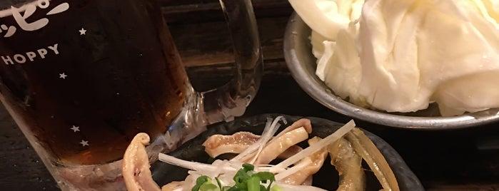 串屋横丁 本千葉店 is one of まるめん@下級底辺SOCIO : понравившиеся места.