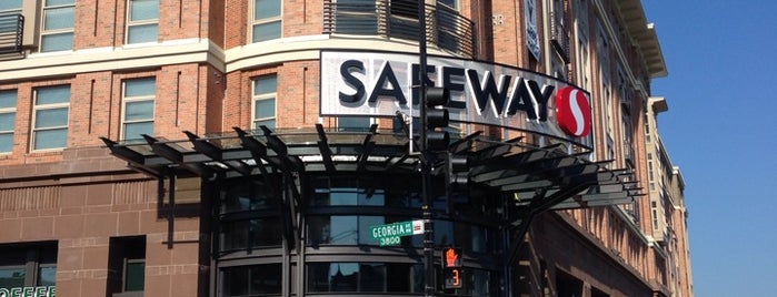 Safeway is one of Shopping around town.