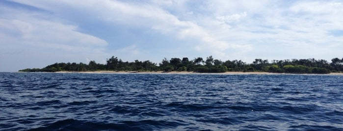 Turtle Point is one of Bali.