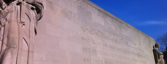 Brooklyn War Memorial is one of NYC - Best of Brooklyn.