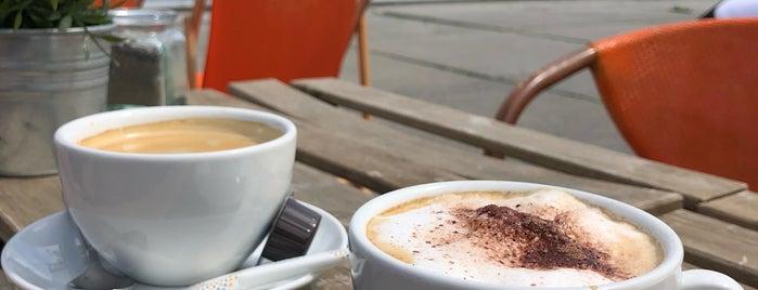 Port-Coffee is one of Stralsund🇩🇪.