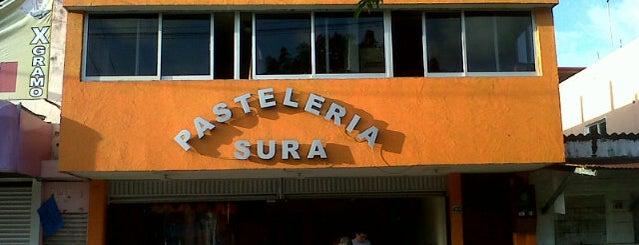 Pasteleria Sura is one of Top 100.