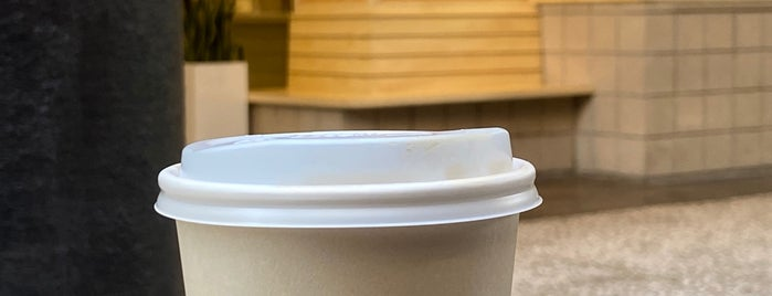 Blue Bottle Coffee is one of California.