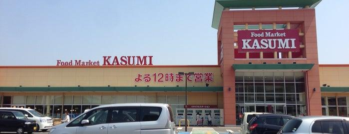 KASUMI カスミ みらい平駅前店 is one of Minha lista.